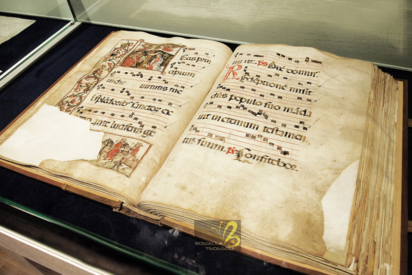codex purpureus rossanensis pagine