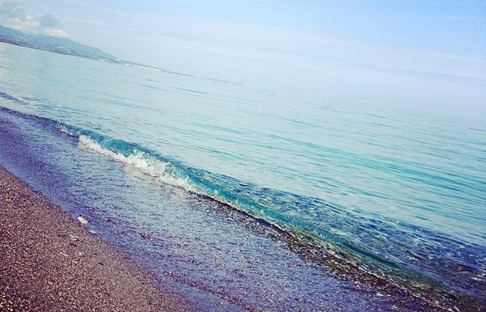 spiaggia ciro marina bandiera blu calabria 2017