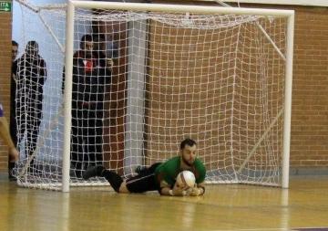 MVP. Gol e parata salva-risultato per Taibi Prando (Traforo Spadafora)