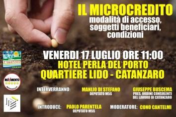 locandina microcredito