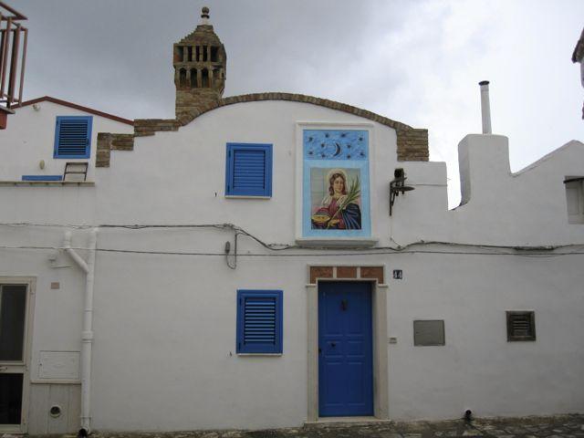 Bernalda, Murder in Matera