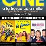 CINE A LA FRESCA a Cala Millor