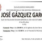 José Gázquez García