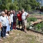 L'Ajuntament de Sant Llorenç ha posat en marxa els horts urbans i actualment ja compten amb cinc usuaris