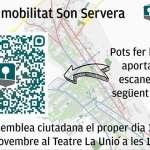 L'Ajuntament de Son Servera exposarà als ciutadans la situació actual de la mobilitat al municipi