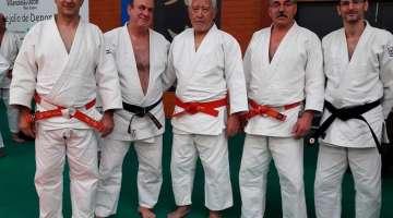 EL Judo Renshinkan amb el mestre japonès Shu Taira