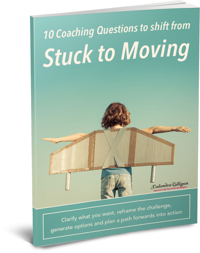 10 coaching questions to shift from stuck to moving
