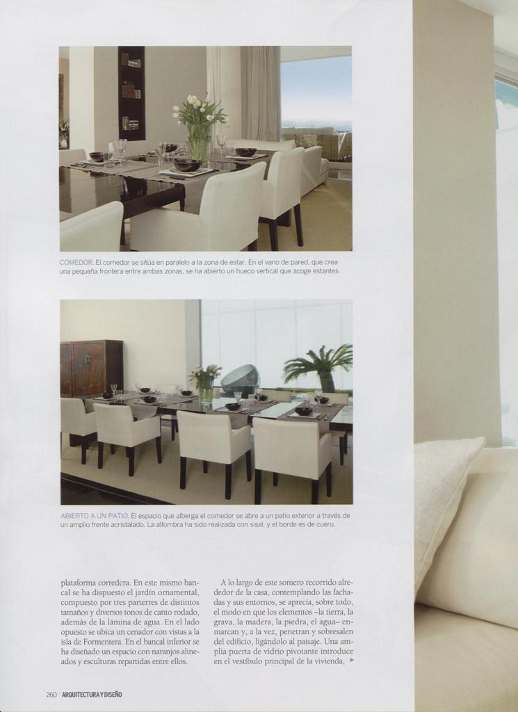 Revista Arquitectura y Diseño, nº 65 - Construcciones CALA