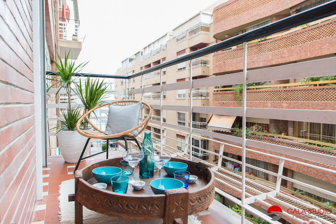 AirBnB apartment Alicante city centre