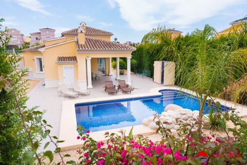 Calpe holiday villa photographer costa blanca alicante