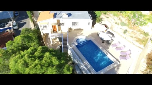 Drone Video Real Estate Coveta Fuma Costa Blanca