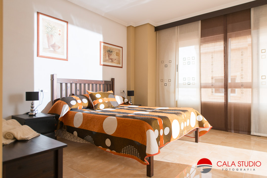 El Campello Holiday Rental Apartment Photography