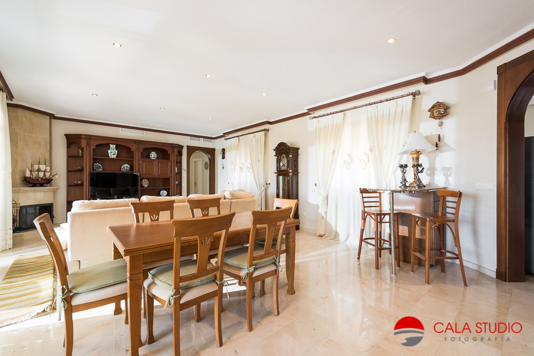 Benidorm property photographer