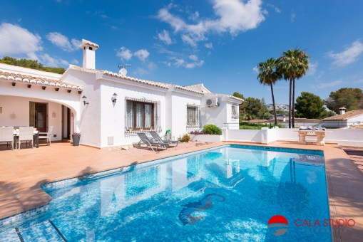 Moraira Holiday Villa Photographer
