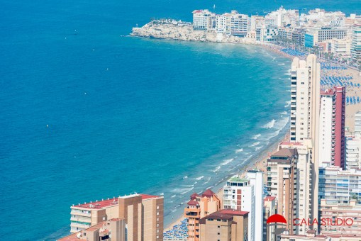 Benidorm Holiday Rental Apartment Photographer