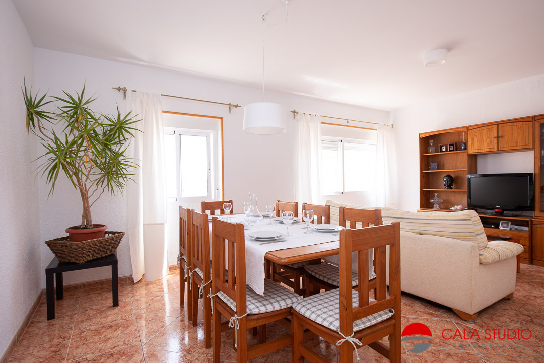Alicante Airbnb Apartment Photographer