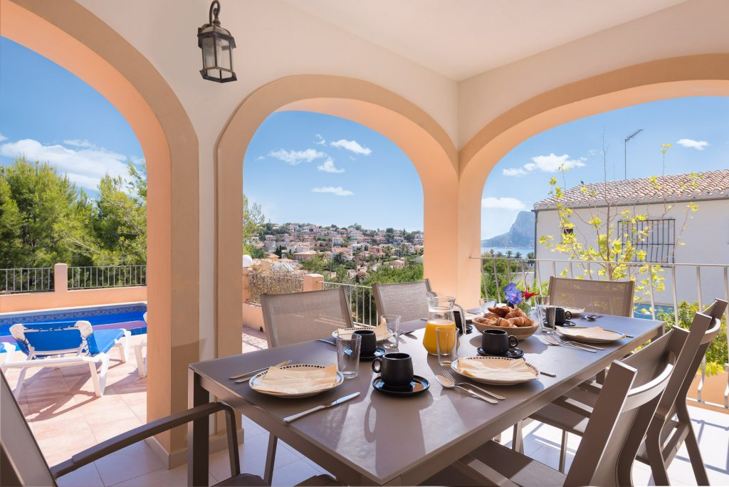 Calpe Villa Photography
