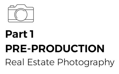 In the skin of a photographer – Part 1 Pre-production