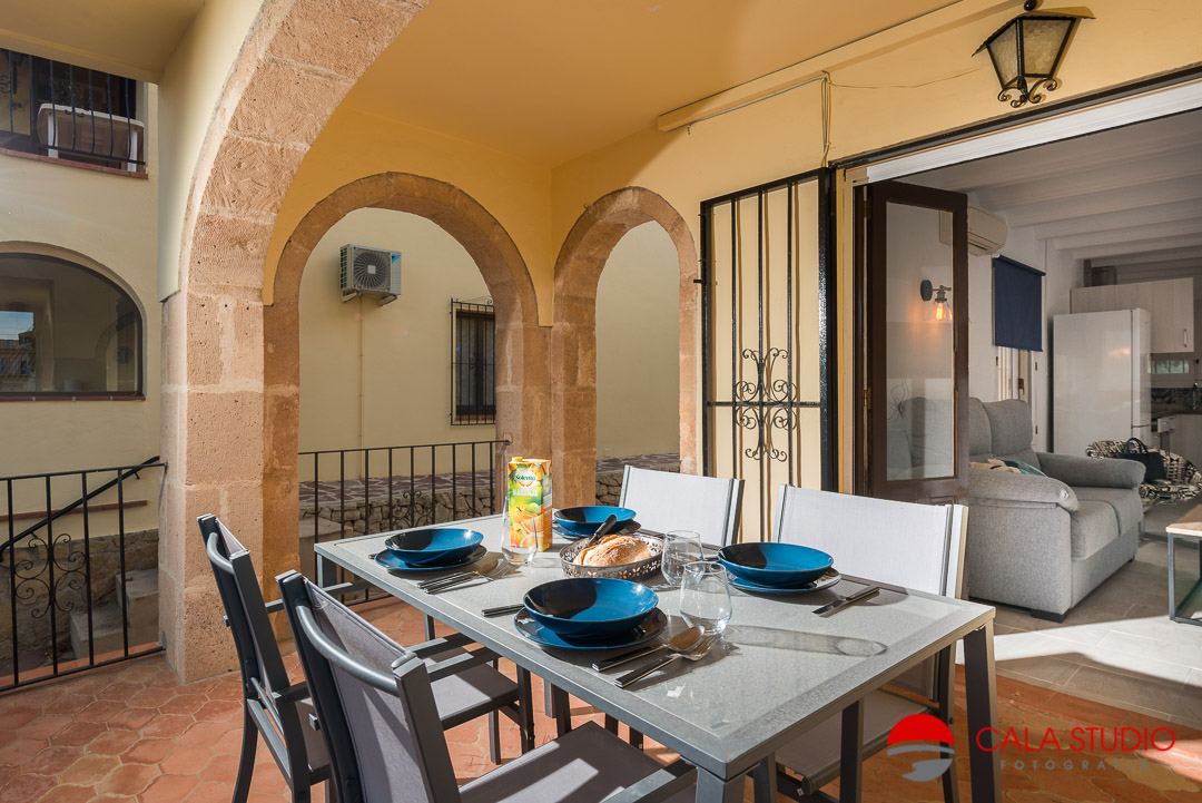 Moraira Real Estate Photographer Holiday Apartment