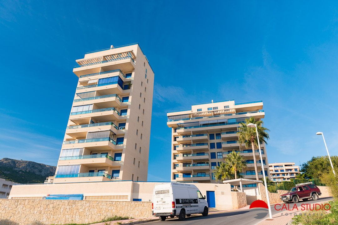 Costa Blanca Tourist Rental Apartment Photographer Calpe