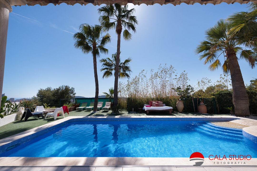 Finestrat Benidorm Photographer Real Estate