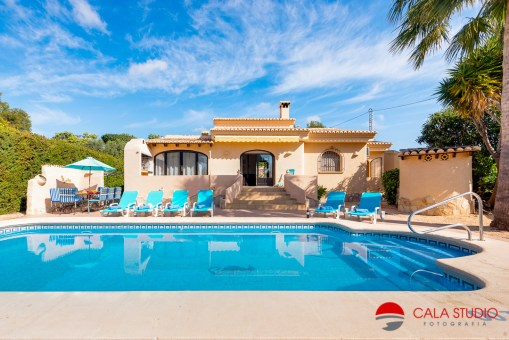Benissa Villa Holiday Rental Photography