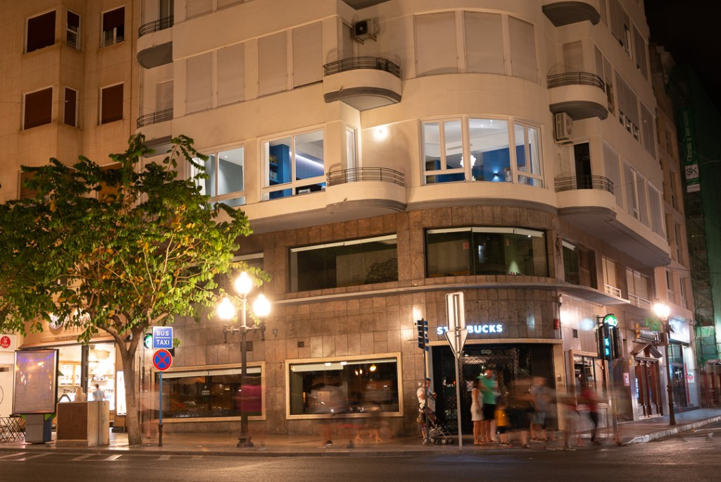 Alicante Airbnb Photographer Evening Shoot