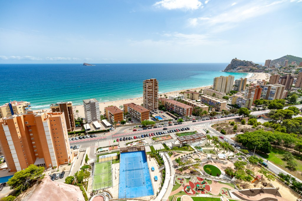 benidorm photographer real estate holiday rentals