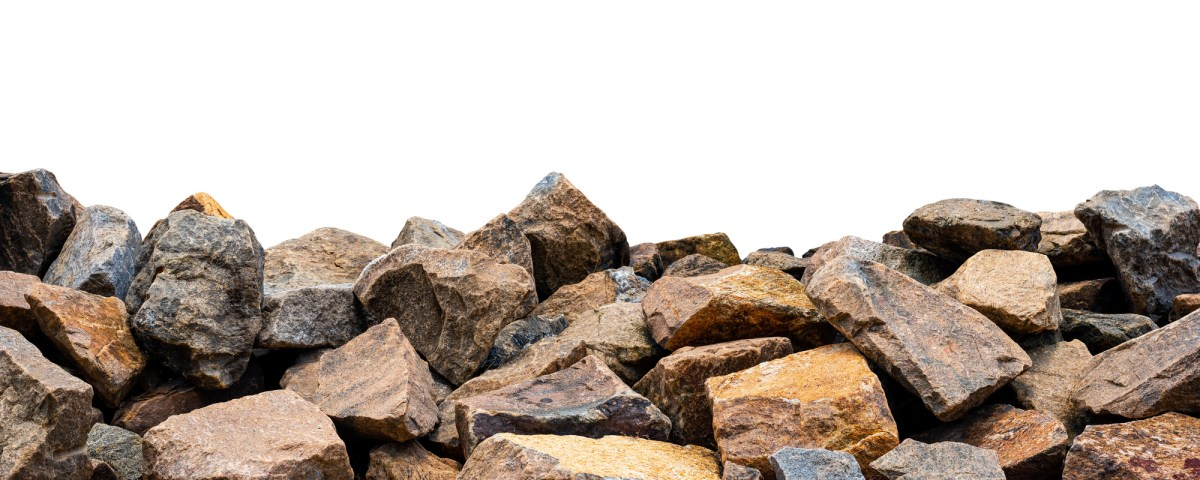 types of landscaping rocks