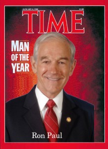 ron paul time