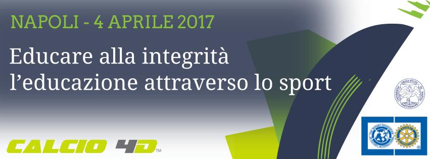 """""""Educare alla integrità"""", a Napoli la consegna degli attestati del corso"""