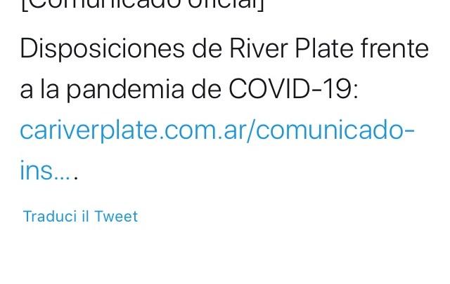 Coronavirus, la situazione argentina