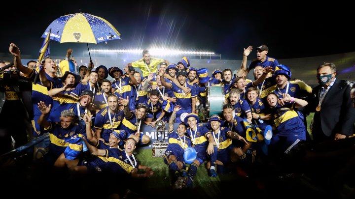 Il Boca è campeón della Copa Maradona. Ma che fatica!