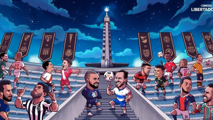 Libertadores e Sudamericana: bentornate