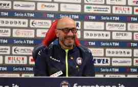 """Crotone, Zenga: """"Qui miglioro. Scudetto al Napoli? Non ne sono più sicuro"""""""