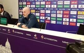 """Fiorentina, Pioli: """"Siamo in crescita. Mercato? Mirallas potrebbe non essere l'ultimo colpo"""""""