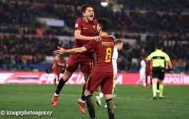 Roma-Barcellona, i convocati di Di Francesco: torna Under, out Perotti