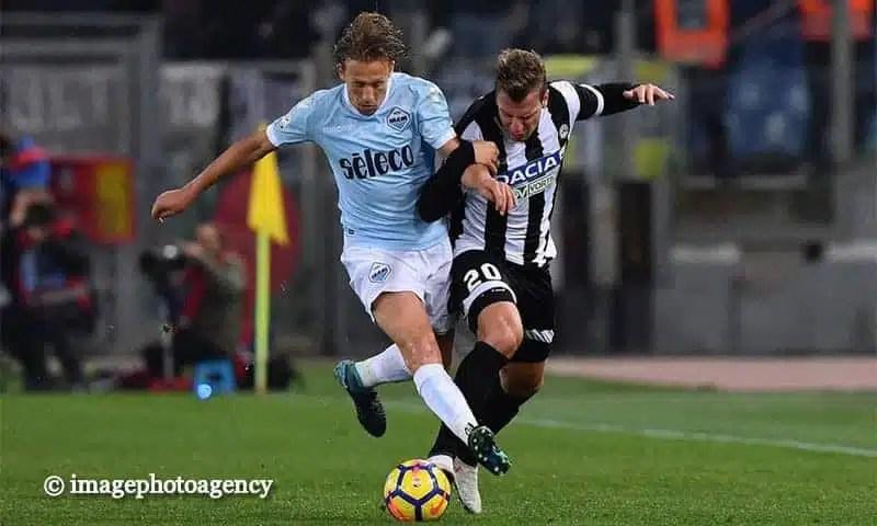Udinese-Lazio, le formazioni ufficiali: Luis Alberto e Milinkovic-Savic dal 1′