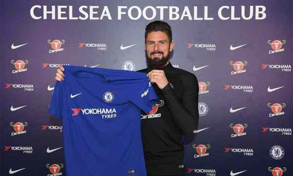 UFFICIALE, Chelsea: acquistato Giroud dall'Arsenal