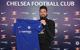 UFFICIALE, Chelsea: acquistato Giroud dall'Arsenal
