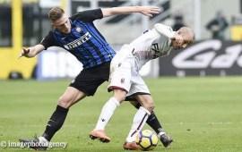 Inter-Bologna 2-1, le pagelle: brillano Karamoh e Eder, male Miranda e Mbaye