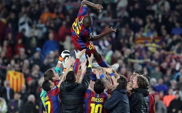 """Barcellona, Abidal rivela: """"Durante la malattia i miei compagni soffrivano a vedermi"""""""
