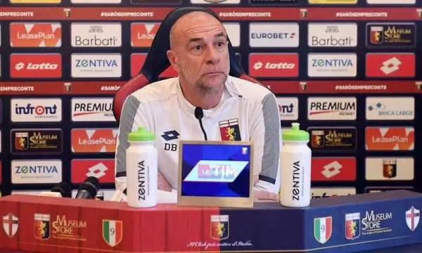 """Napoli-Genoa, Ballardini: """"Non cambieremo atteggiamento. Rossi e Taarabt convocati"""""""