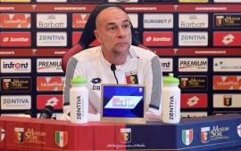 """Sassuolo-Genoa, Ballardini in conferenza stampa: """"Favilli convocabile. Lapadula? Avercene come lui"""""""