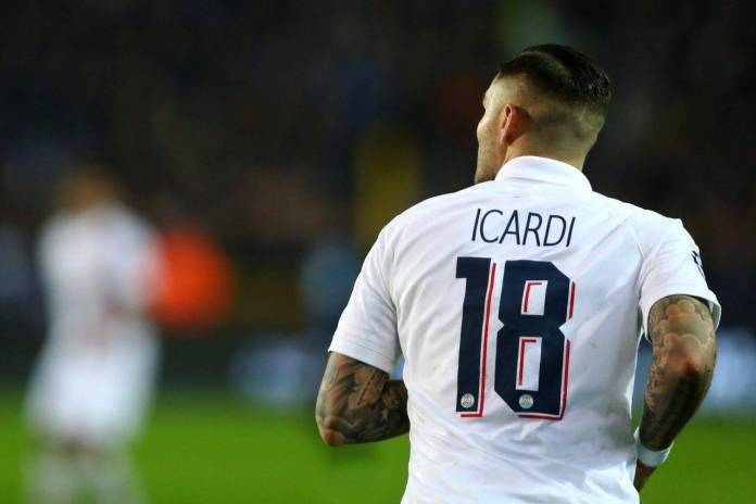 Inter Icardi transfer market