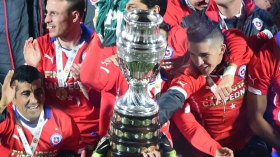 Copa America: la prima volta del Cile