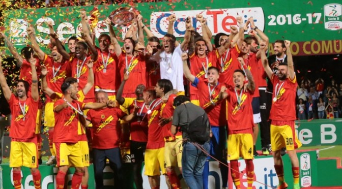 "Qui Serie B: play-off al Benevento, promosso in ""A"""