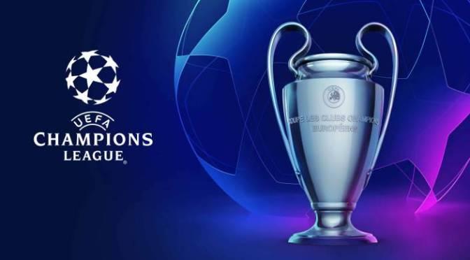 Champions League: da stasera i gironi di ritorno