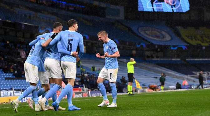 Champions League: sarà una finale inglese City vs Chelsea