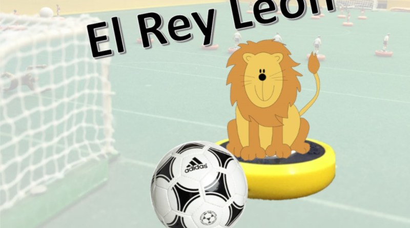 el rey leon subbuteo
